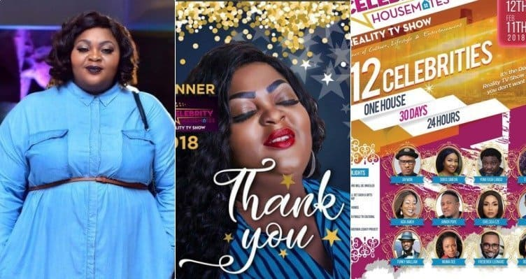 Photo of Eniola Badmus wins 2018 Celebrity Housemates TV Show (Photo)
