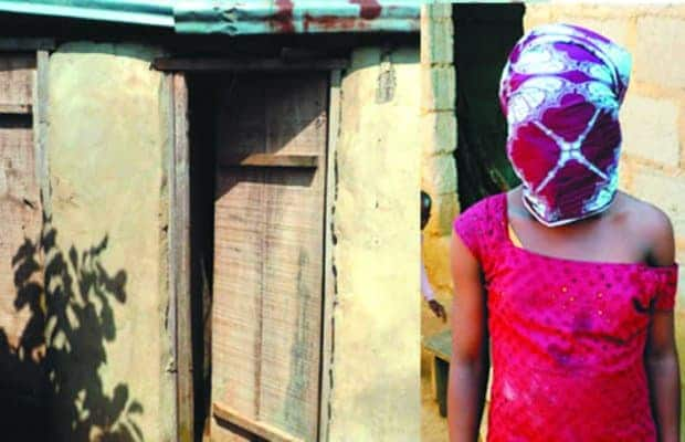 Photo of I slept with your husbands – 7 year old girl confesses to housewives