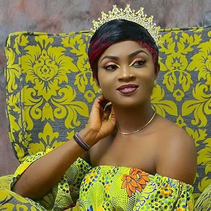 Photo of 23-Year-Old Nigerian Beauty Queen Dies In An Auto Crash