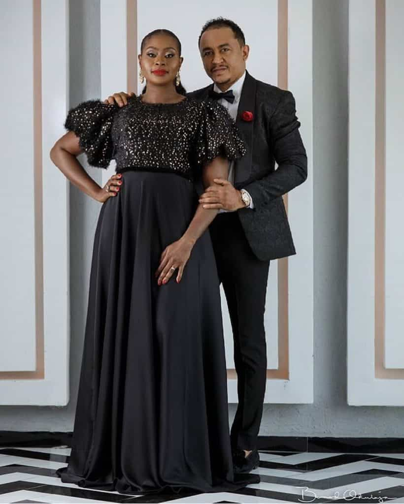 Photo of Daddy Freeze And Fiance Cover Media Room Hub Magazine (Pictures)
