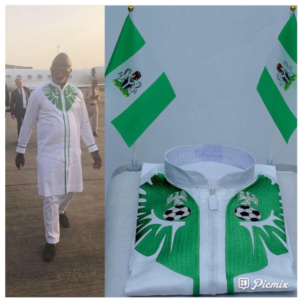 warri based fashion designer