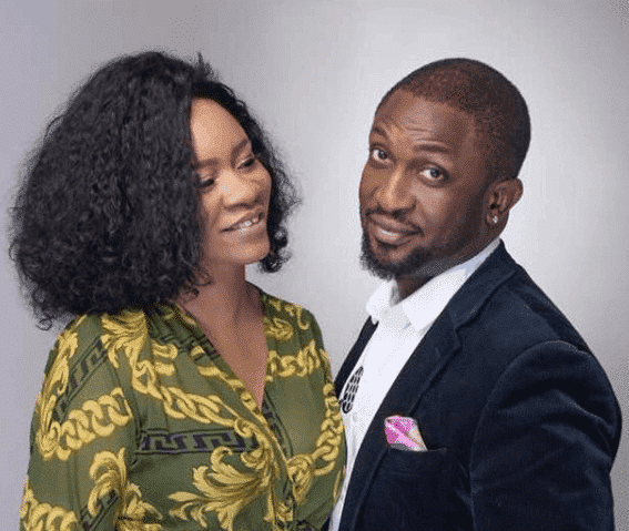 "Photo of ""My married life is like a beautiful symphony orchestra"" – Dare Art Alade's wife, Deola, sends him sweet birthday message"