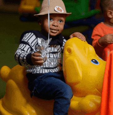 Photo of 'You are my life's greatest hit' – Olakunle Churchill celebrates son with sweet message