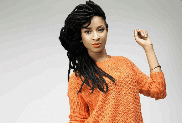 Photo of What Adesua Etomi said about Xenophobic attacks