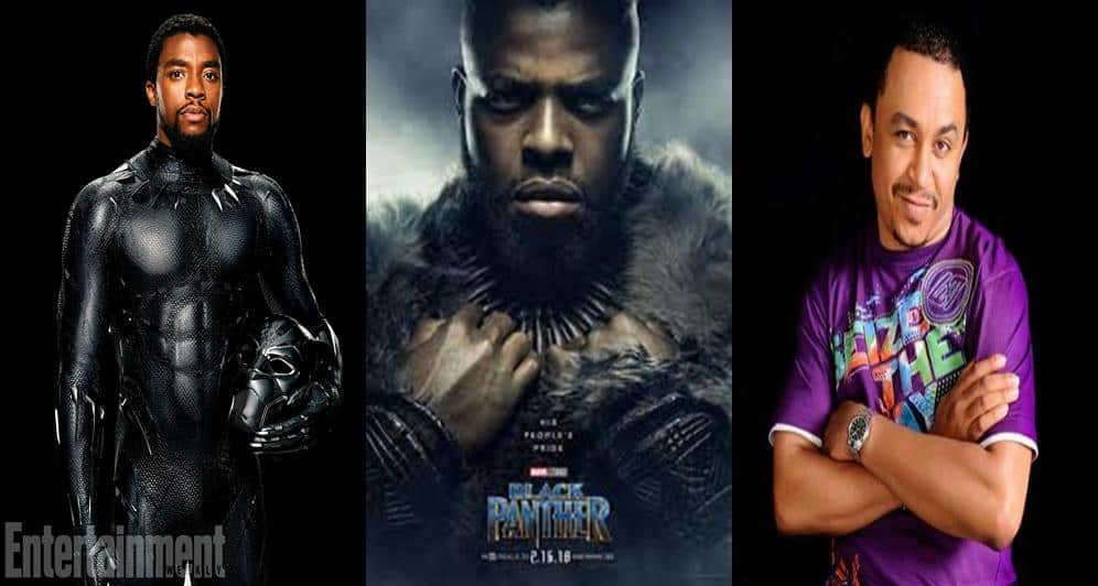 Photo of OAP Daddy Freeze criticizes Black Panther Movie