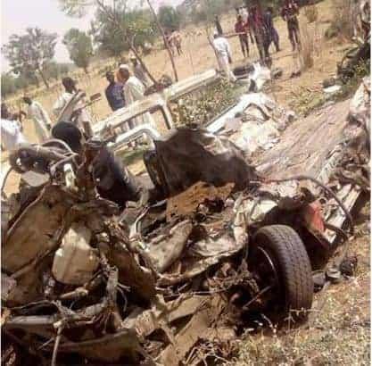 Photo of Three dead, 15 injured in Enugu car crash