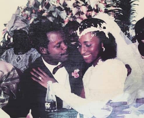 Photo of This epic throwback wedding photo of Vice President Osinbajo with his wife will make you smile (photo)