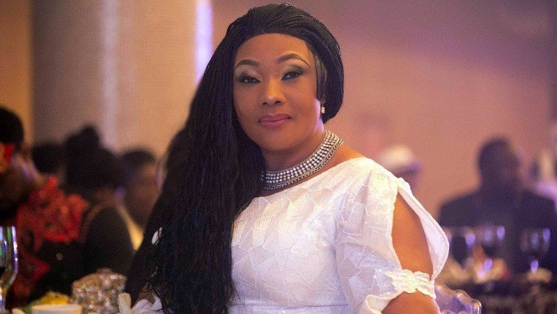 Photo of How Eucharia Anunobi reacted after Instagram verified her account