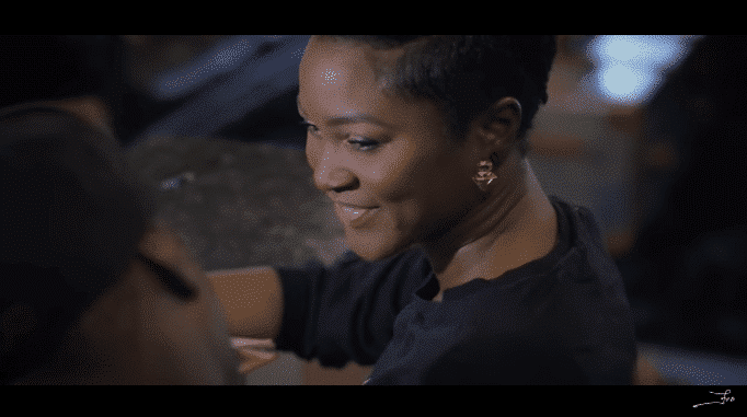 Photo of Eva Alordiah reacts after being told she's a failed rapper