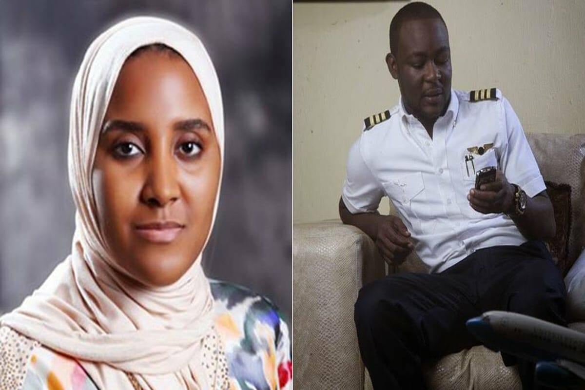 Fatima, set to marry Ex Police IG, Abubakar