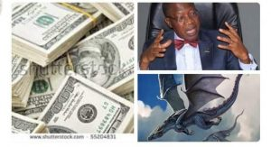 Breaking News:Dragon flew away with our newly worldbank loaned money $486 million - Lai Mohammad