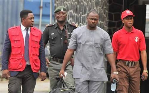 Photo of Banker who stole N700 million from customers arrested-EFCC