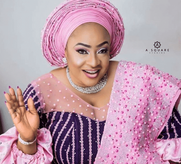 Photo of Foluke Daramola talks about the turbulence she faced after leaving her first marriage