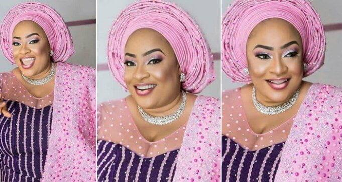 Photo of Foluke Daramola marks 40th birthday with adorable 'pink themed' photoshoot