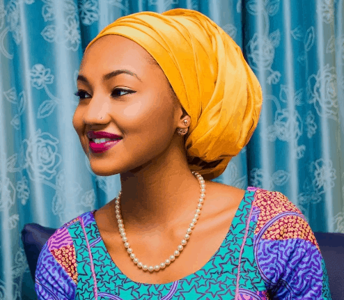 Photo of Here is what President Buhari's daughter, Zahra penned on Valentine's day