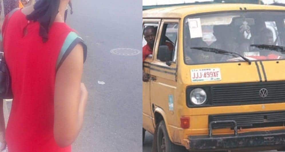 Photo of Lady narrates how she met her husband in the bus, fell asleep on his shoulder & slept in his apartment