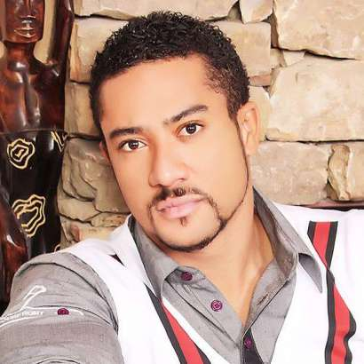 Photo of Majid Michel reportedly recovering from throat surgery