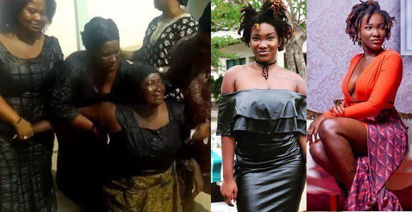 Photo of Ebony Reigns' mother finally speaks on her death