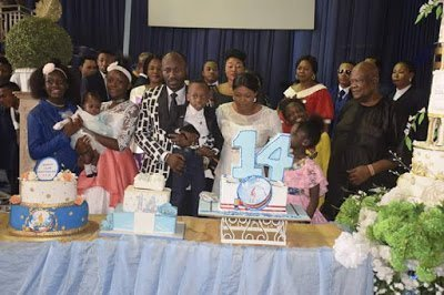 Photo of Photos from the 14th Anniversary celebration of Apostle Suleman's ministry