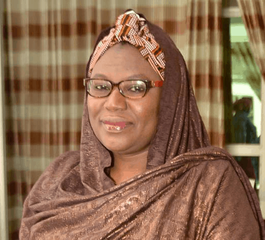 Photo of 'Powerful forces' allegedly compels Accountant-General of Kano State, Aisha Bello to resign