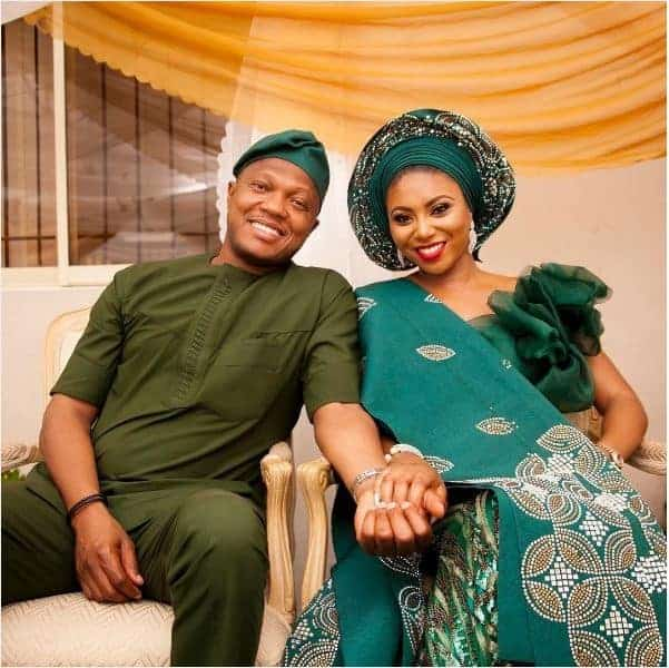 Photo of Stephanie Coker welcomes baby with husband, Aderinokun despite all odds (photos)