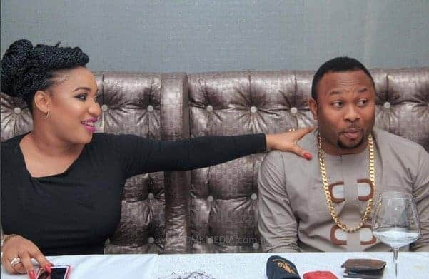 Photo of Olakunle Churchill was married to someone else while I was married to him – Tonto Dikeh reveals