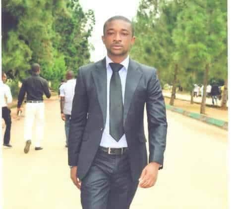 Nigerian man dies