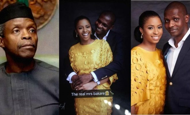 Photo of What you don't know about Oluseun Bakare, the fiance of VP's daughter,Kiki Osibanjo