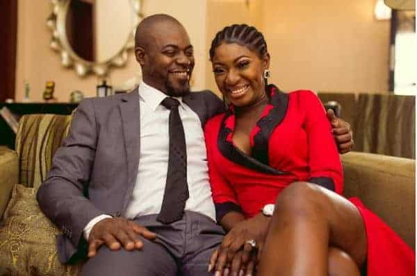 Photo of Yvonne Jegede fuels rumors of marital crisis