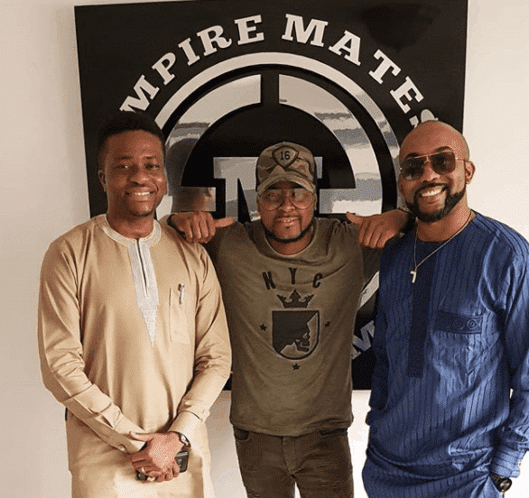 Photo of Banky W restructures EME to a media agency