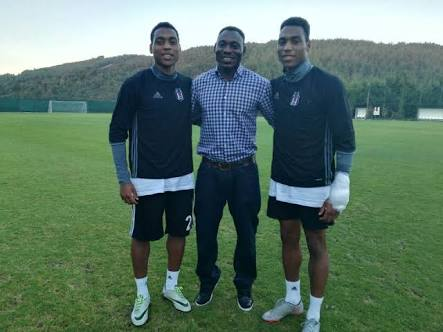 Photo of Amokachi Reveals the country he will like his twin boys to play for
