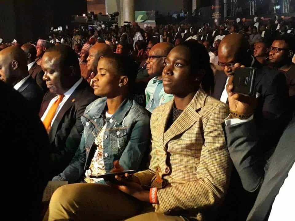 Photo of List of winners at NFF awards held in Lagos (pictures)