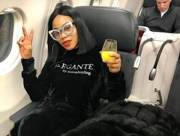 "Photo of ""Stop referring to me as Slay Queen"" – Toyin Lawani tells Fans"