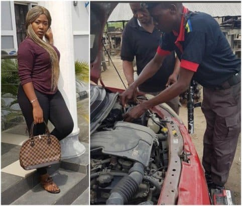 Photo of Lady narrates her bizarre experience with the Nigerian Police