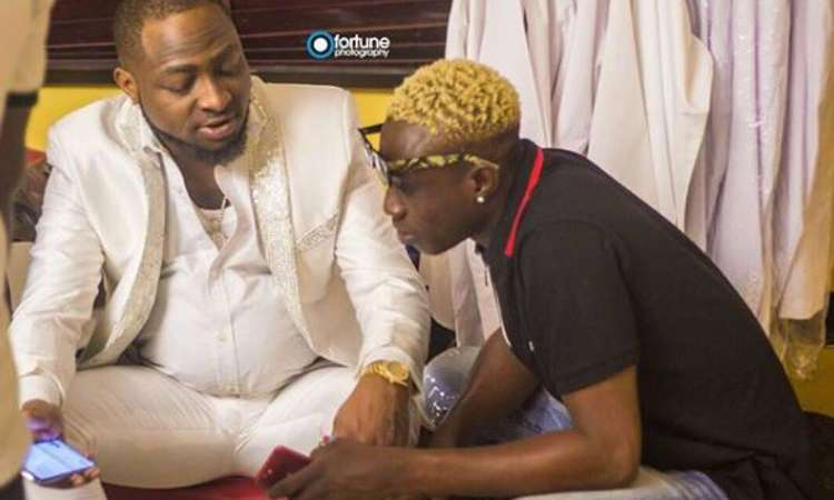 Photo of Davido promises to deal with those who beat Zlatan Ibile over Segun Wire