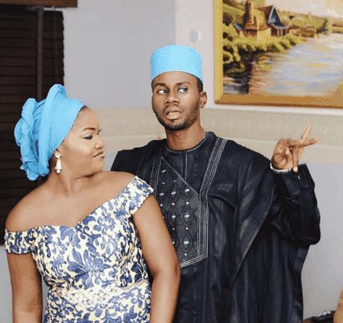 Photo of Comedian Segun Dangote narrates how his wife escaped a snake attack