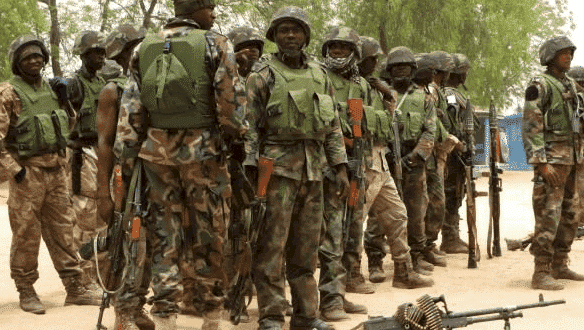 Photo of Army launches 44-day operation 'Cat Race' in Benue, Taraba -Details