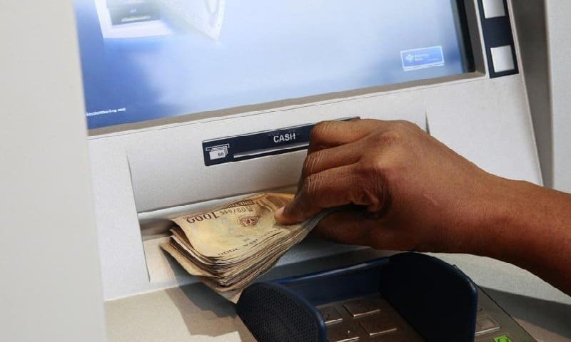 Photo of 63-year-old businessman withdraws N173,000 from man's account via ATM