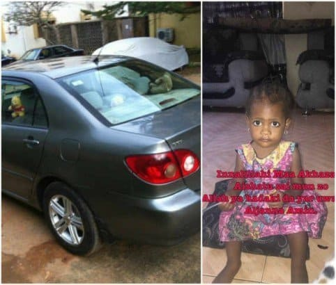 Photo of Grieving Man narrates how he mistakenly killed his daughter