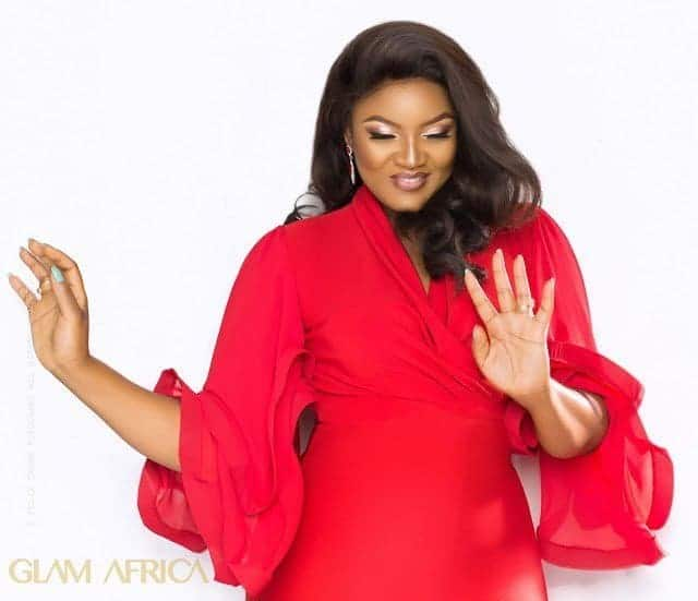 Photo of Omotola Ekeinde releases more photos from her 40th birthday shoot