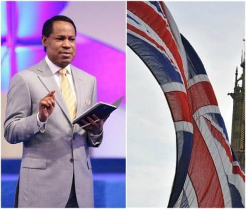 Photo of Pastor Chris Oyakhilome's Christ Embassy Declared 'Broke and Insolvent' By U.K Agency