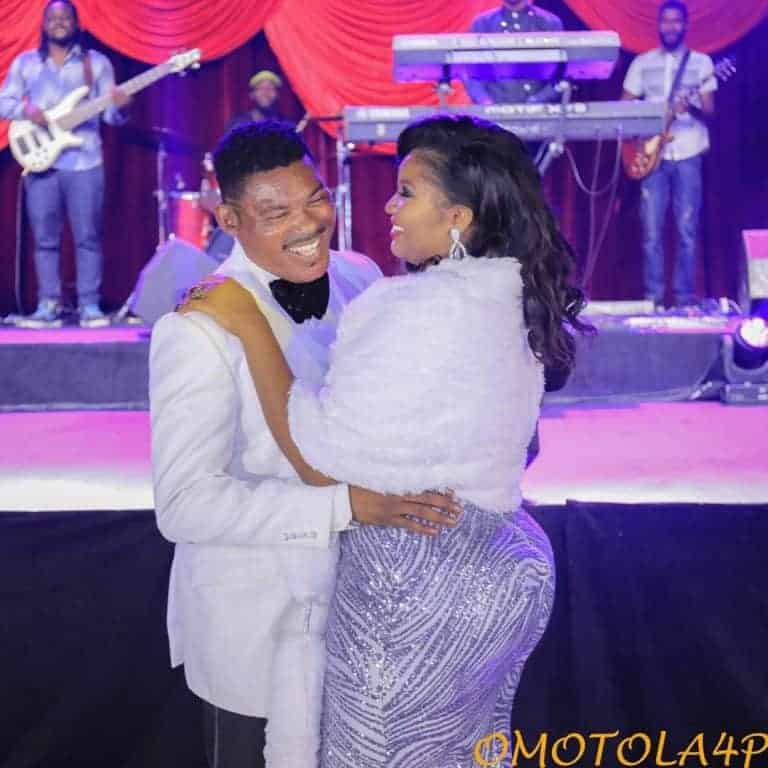 Photo of More official photos from Omotola Ekeinde's grand 40th birthday ball