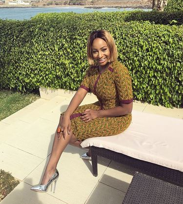 Photo of Billionaire daughter, DJ Cuppy reveals the difference between herself and billionaire son, Davido