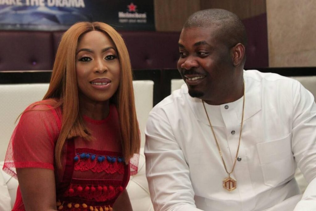 Photo of When Don Jazzy went on a date with Mo Abudu…