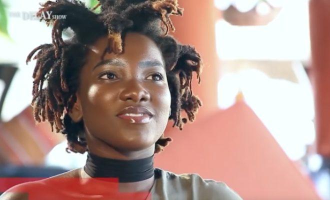 Black ebony mom