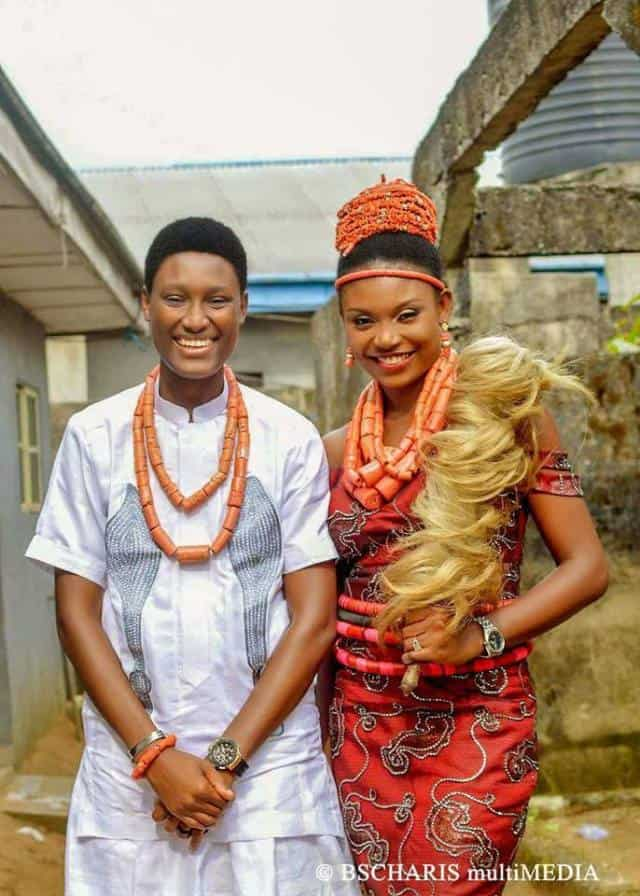 Photo of Newly wed Nigerian couple die in an auto crash while returning from a wedding in Delta State (photos)