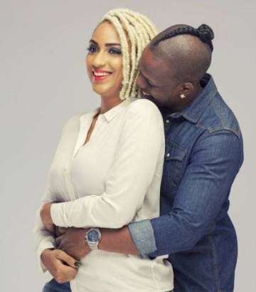 Photo of Celebrity couple, Iceberg slim and Juliet Ibrahim's relationship rumored to have hit the rocks
