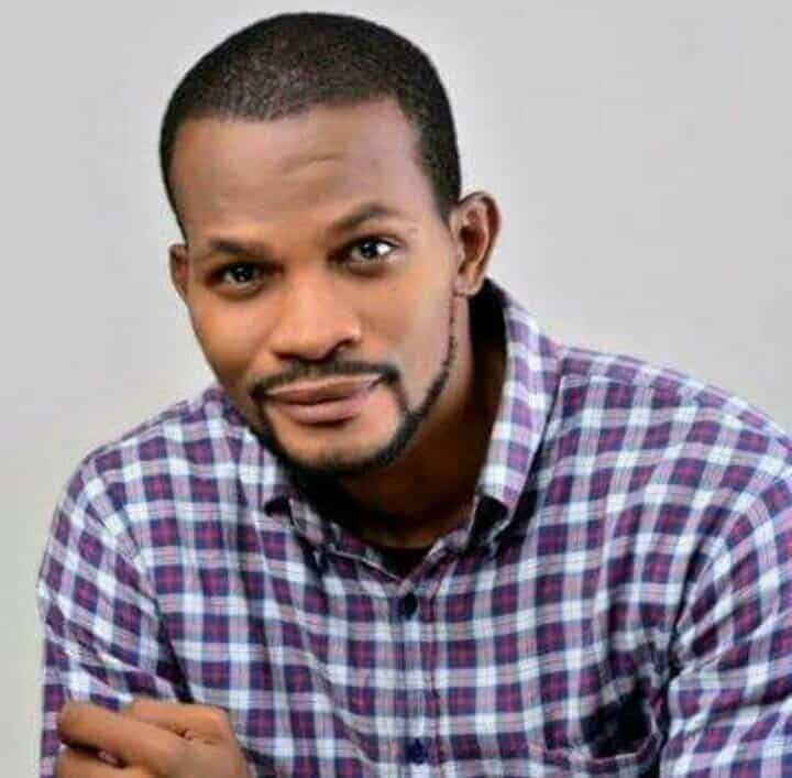 Photo of Actor Uche Maduagwu Slams Moyo Lawal For Posing Nude In New Photo