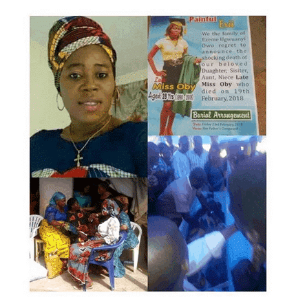 Photo of Parents' only child collapses, dies during school clearance in Anambra