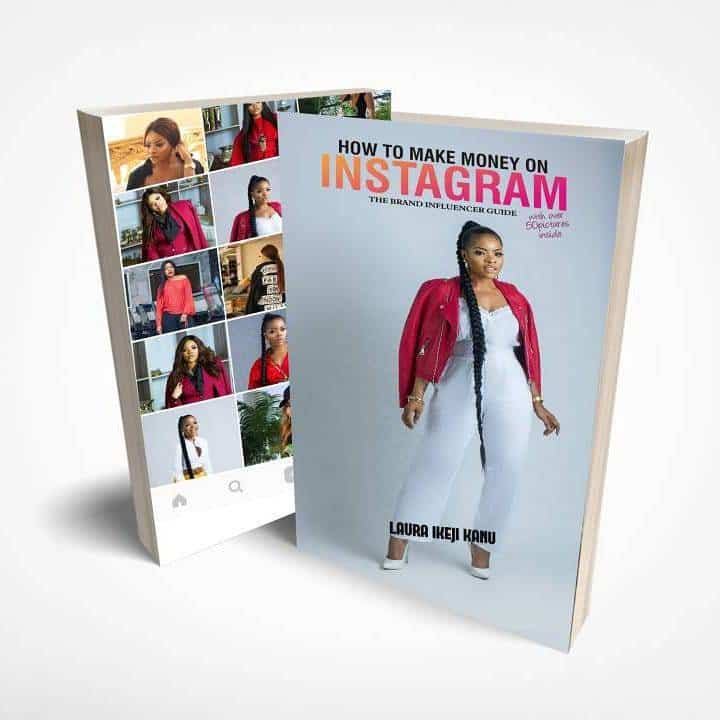 Photo of A review of Laura Ikeji's 'how to make money on Instagram' book